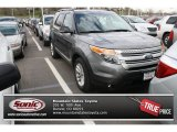 2011 Sterling Grey Metallic Ford Explorer XLT 4WD #80480328