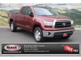 2010 Salsa Red Pearl Toyota Tundra TRD Double Cab 4x4 #80480316