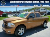 2012 Saddle Brown Pearl Dodge Ram 1500 Express Crew Cab 4x4 #80480670