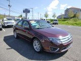 2011 Bordeaux Reserve Metallic Ford Fusion SEL V6 #80480542
