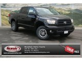 2013 Black Toyota Tundra TRD Rock Warrior CrewMax 4x4 #80480306