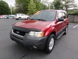 2004 Ford Escape Redfire Metallic