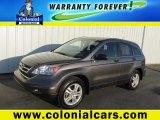 2010 Urban Titanium Metallic Honda CR-V EX AWD #80481099