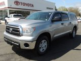 Slate Gray Metallic Toyota Tundra in 2010