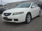 2005 Premium White Pearl Acura TSX Sedan #80480403