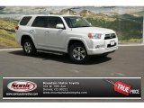 2013 Blizzard White Pearl Toyota 4Runner SR5 4x4 #80480278