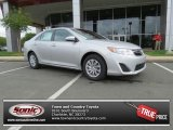 2013 Classic Silver Metallic Toyota Camry LE #80480885