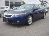 2009 Vortex Blue Pearl Acura TSX Sedan #80480401