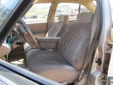 Oldsmobile Eighty-Eight Interiors