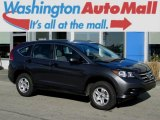 2012 Polished Metal Metallic Honda CR-V LX 4WD #80480512
