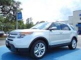 2013 Ingot Silver Metallic Ford Explorer Limited EcoBoost #80480502