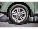 Hyundai Tucson 2010 Wheels and Tires