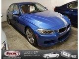 2013 Estoril Blue BMW 3 Series 328i Sedan #80480729