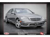 2013 Palladium Silver Metallic Mercedes-Benz S 350 BlueTEC 4Matic #80480373