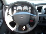 2007 Dodge Ram 3500 SLT Quad Cab 4x4 Dually Steering Wheel