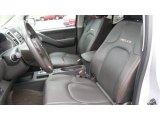 2011 Nissan Frontier Interiors