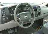 2008 Chevrolet Silverado 1500 LS Regular Cab Dashboard