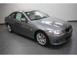 2012 Space Grey Metallic BMW 3 Series 328i Coupe #80480835