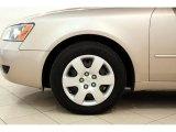 Hyundai Sonata 2007 Wheels and Tires