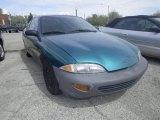 1998 Manta Green Metallic Chevrolet Cavalier Coupe #80539446