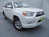 2013 Blizzard White Pearl Toyota 4Runner SR5 #80539035