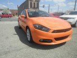 2013 Header Orange Dodge Dart SXT #80539437