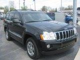 2006 Black Jeep Grand Cherokee Limited 4x4 #80539434