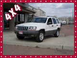 2002 Stone White Jeep Grand Cherokee Sport 4x4 #80539026