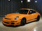 2007 Orange/Black Porsche 911 GT3 RS #50875