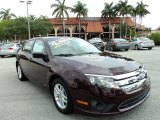 2011 Bordeaux Reserve Metallic Ford Fusion S #80538889