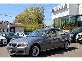 2011 Space Gray Metallic BMW 3 Series 335i xDrive Sedan #80538803