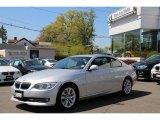 2012 Titanium Silver Metallic BMW 3 Series 328i xDrive Coupe #80538799