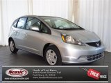 2013 Alabaster Silver Metallic Honda Fit  #80538703