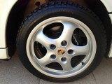 Porsche 911 1990 Wheels and Tires