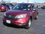 2010 Tango Red Pearl Honda CR-V LX AWD #80538682