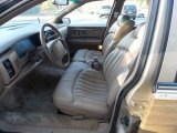 Buick Roadmaster Interiors