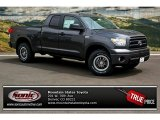 2013 Magnetic Gray Metallic Toyota Tundra TRD Rock Warrior Double Cab 4x4 #80538677