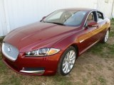 2013 Carnelian Red Metallic Jaguar XF 3.0 AWD #80538666