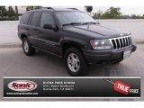 2002 Black Jeep Grand Cherokee Laredo #80538970