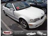 2004 Alpine White BMW 3 Series 330i Convertible #80539083