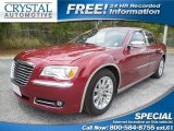 2012 Deep Cherry Red Crystal Pearl Chrysler 300 Limited #80539273