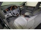 2009 Buick Enclave CXL Dark Titanium/Titanium Interior
