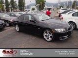 2011 Jet Black BMW 3 Series 328i Coupe #80539072