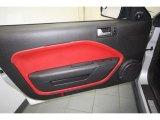 2006 Ford Mustang V6 Premium Convertible Door Panel