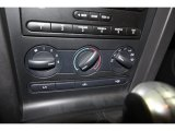 2006 Ford Mustang V6 Premium Convertible Controls