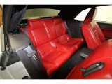 2006 Ford Mustang V6 Premium Convertible Rear Seat