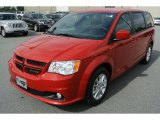 2013 Redline 2 Coat Pearl Dodge Grand Caravan R/T #80593409