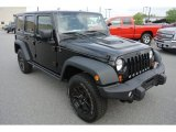 2013 Jeep Wrangler Unlimited Black