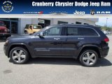 2014 Maximum Steel Metallic Jeep Grand Cherokee Overland 4x4 #80592896