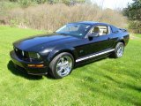 2005 Black Ford Mustang GT Deluxe Coupe #80593276